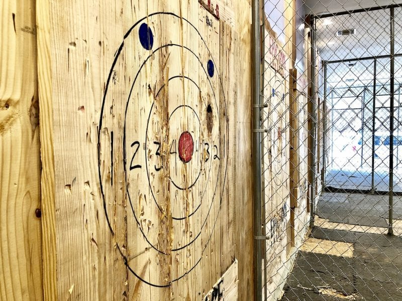 A New Kind of Fun for the Experience-Seeker in Orlando, FL   Axe Throwing   Thrill, Experience, and Competition   Throw Axes in Orlando, FL   Orlando Fun and Activities   Visit Orlando   #axethrowing #orlando #orlandofun #visitorlando #familytravel #orlandotravel #orlandotips #orlandoblogger #travelblog #Travelblogger