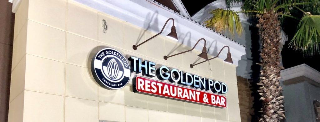Add Sweetness to Date Night in Orlando, FL - at The Golden Pod | Chocolate | Chocolate Bar | #thegoldenpod #orlando #orlandorestaurants #visitOrlando #OrlandoEats #OrlandoFood #BestRestaurants #FamilyTravel