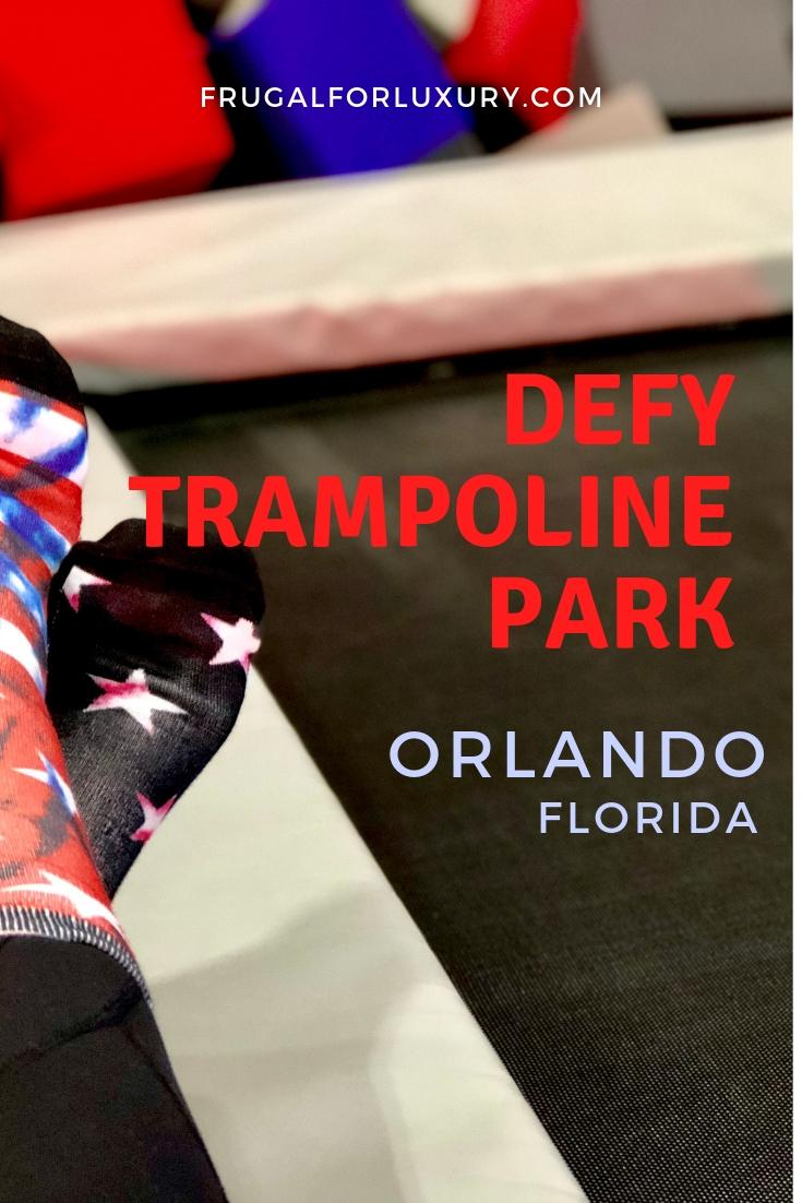 Trampoline Fun In Orlando, FL   Defy Orlando   Trampoline Park in Orlando, Fall   #defyorlando #trampoline #trampolinepark #orlando #orlandofun #orlandoactivities