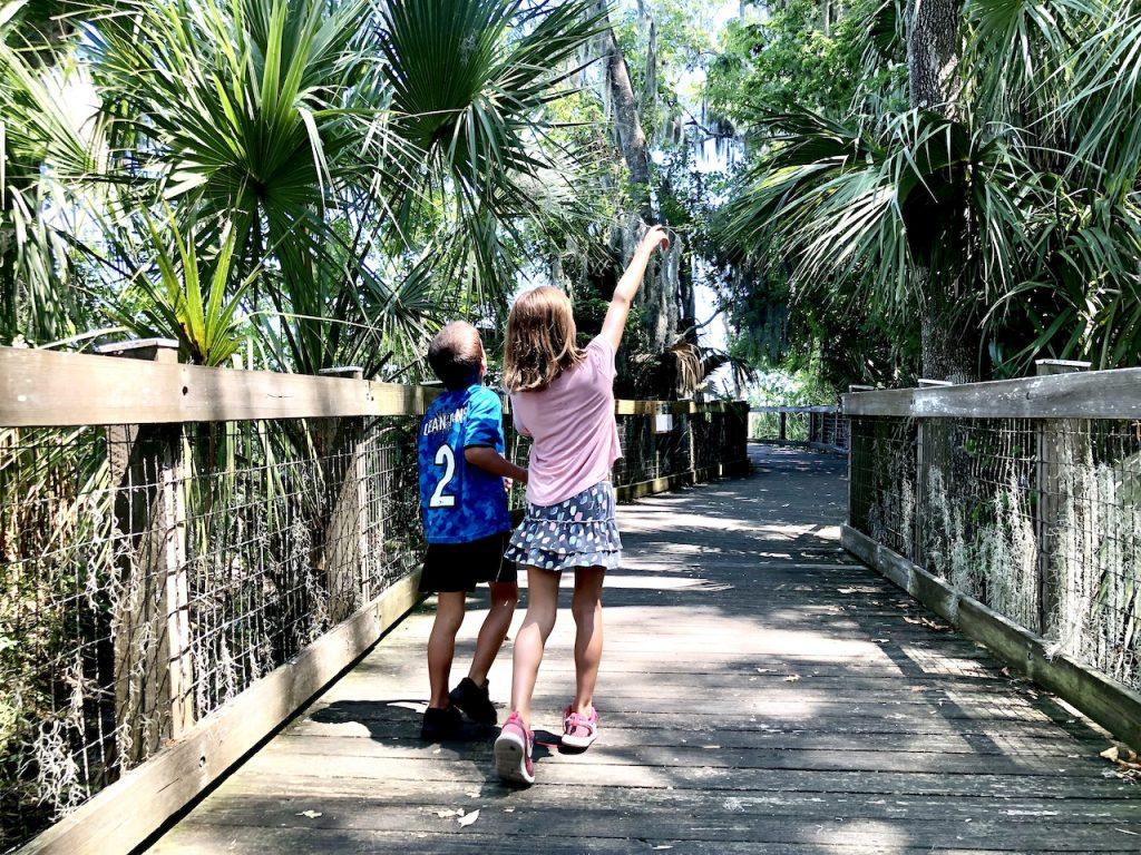 Biking the West Orange Trail with kids, in Orlando, FL | Orlando day trip | Orlando outdoor activity with kids | Orlando fun | Orlando with kids | Biking in Orlando | #familytravel #orlando #orlandowithkids #orlandofun #orlandobiking