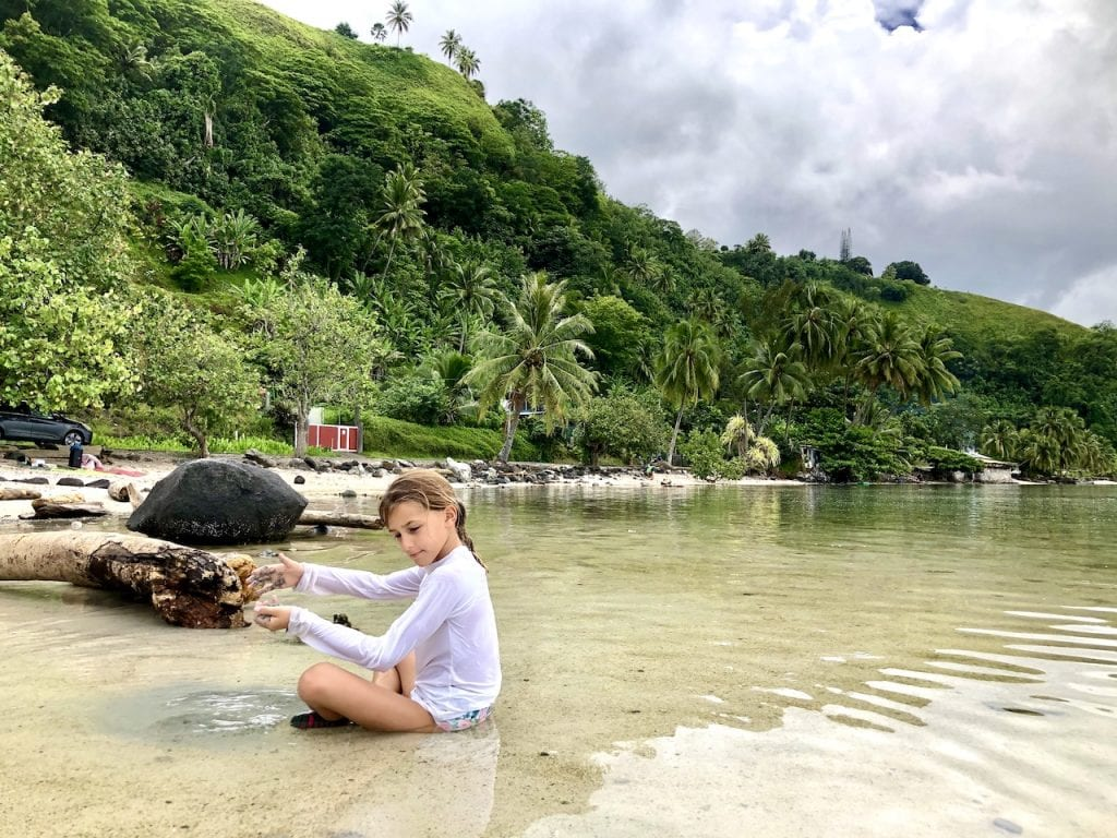 What To Do With Kids In Tahiti   Tahiti with kids   French Polynesia   Fun with kids in Tahiti   Family friendly activities in Tahiti   Family travel   Full time travel family   #tahiti #frenchpolynesia #tahitiwithkids #familytravel #pacificislands