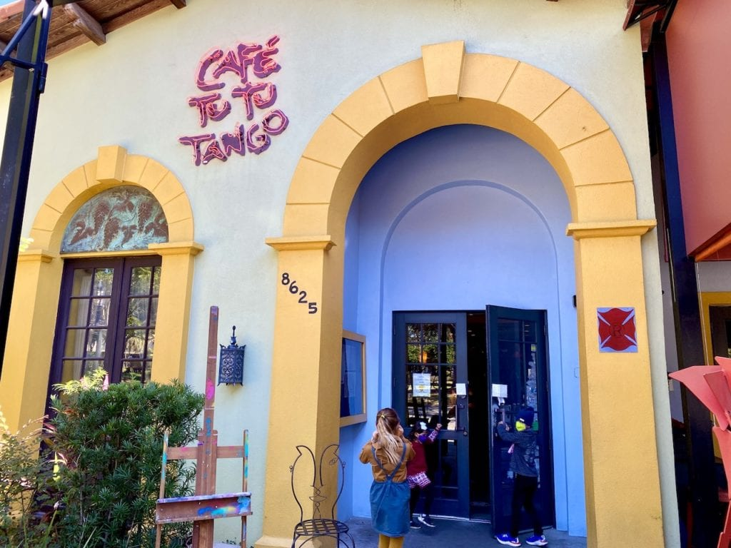 Cafe Tu Tu Tango, Orlando, FL | ICON Park With Kids | Things to do in Orlando, FL besides theme parks | StarFlyer Orlando | Madame Tussauds wax museum Orlando | SEA LIFE Orlando aquarium | Orlando with kids | Best tapas restaurant in Orlando | Family-friendly restaurant in Orlando | I-Drive attractions | International drive attractions | tallest swing in Orlando | things to do on idrive Orlando | Family travel Orlando | rainy day activities orlando | Orlando travel blog | #iconpark #iconparkorlando #starflyerorlando #idrive #orlandowithkids #madametussauds #sealife #visitorlando