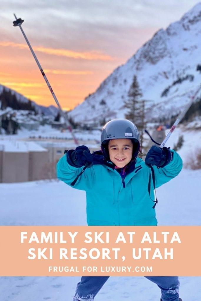 Alta Ski Resort - Family-Friendly Ski Resort In Utah | Where to ski in Utah with kids | Skiing with kids at Alta | Kid-Friendly ski resort | Alta Lodge | Ski Butlers ski rentals | Skiing near Salt Lake City | Alta Ski Area | #alta #altaskiresort #altaskiarea #altawithkids #familyfriendlyski #skiutah