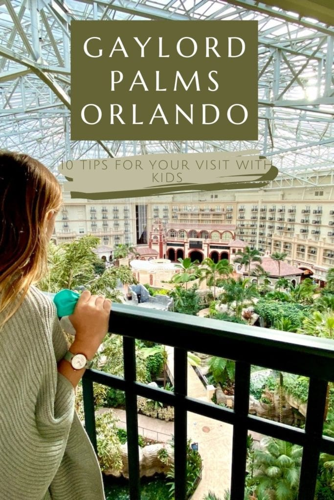 Staying at the Gaylord Palms in Orlando FL with kids? Check our 10 tips for a thrilling family vacation! | Gaylord Palms pools | Gaylord Palms Resort in Orlando Florida | Gaylord Palms Resort & Convention Center | Orlando with kids | Where to stay near Disney | #gaylordpalms #gaylordpalmsorlando #orlandowithkids #travelingwithkids #familytravel
