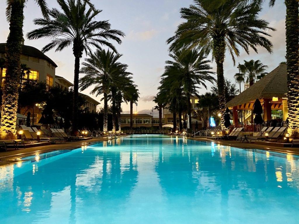 Gaylord Palms pools South Beach Pool