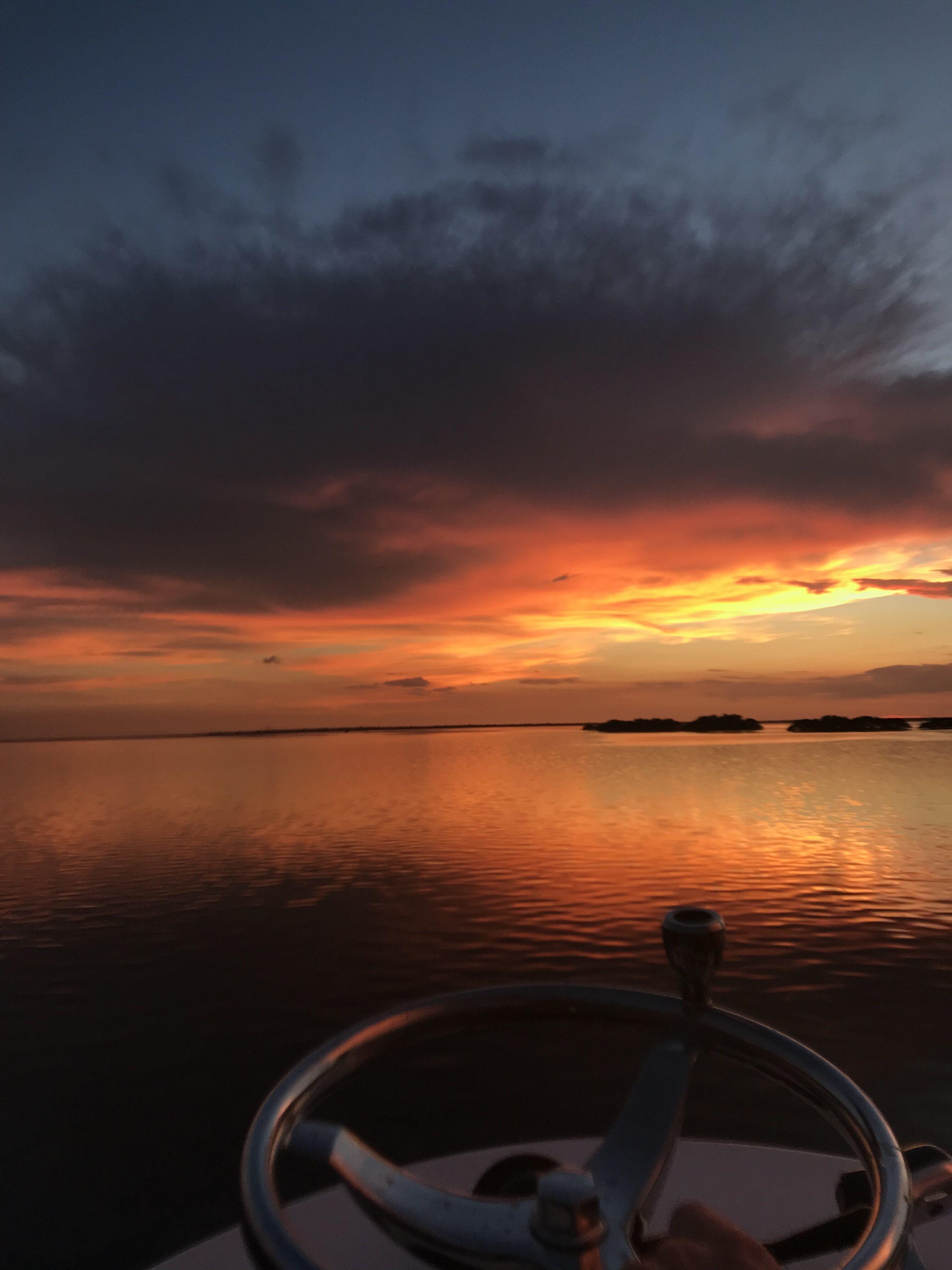 sunset cruise, fish hunters charters