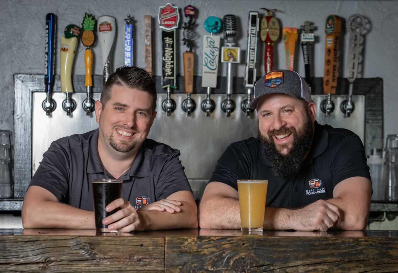 Casey & Mike Bar