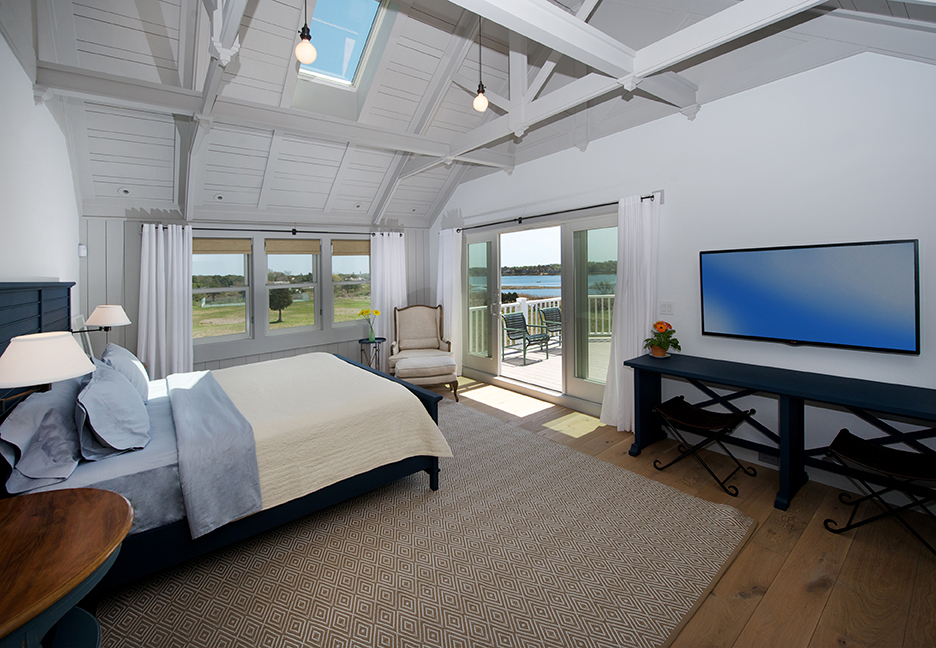 The Oyster Pond at Chatham 32 Master Bedroom