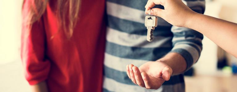 handing over keys real estate law fargo