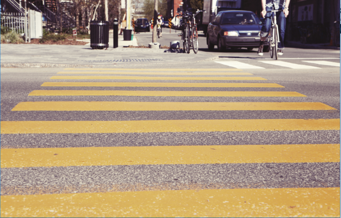 Pedestrian safety personal injury law fargo nd