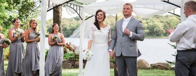 bride and groom family law fargo