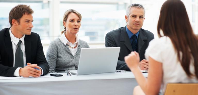 job interview business law fargo