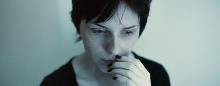 worried woman criminal law fargo