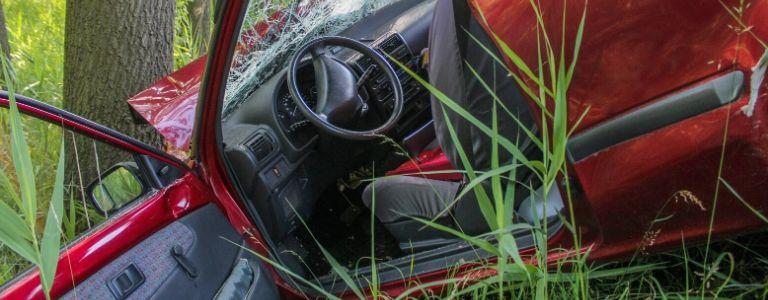 crashed car personal injury fargo