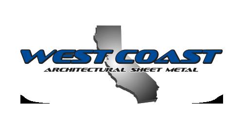 West Coast Architectural Sheet Metal : est 2012