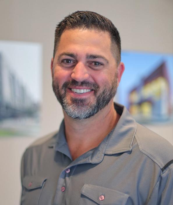 Jason Boyd - Project Executive