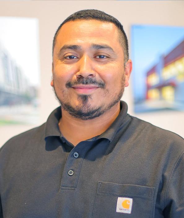 Jesus Huerta – Shop Foreman
