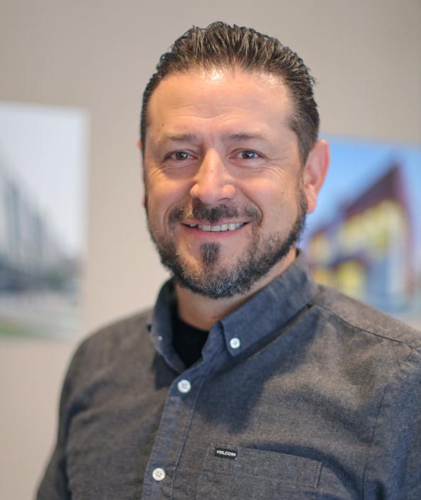 Mike Rubalcaba Purchasing Manager