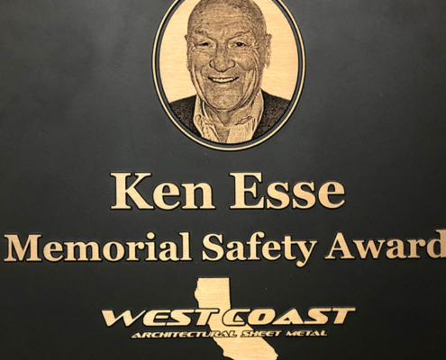Ken Esse Award