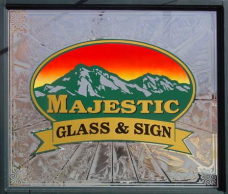 Florida Glass Etching
