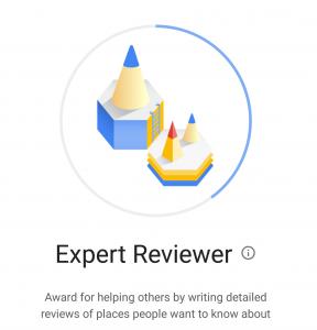 Google Expert Reviewer