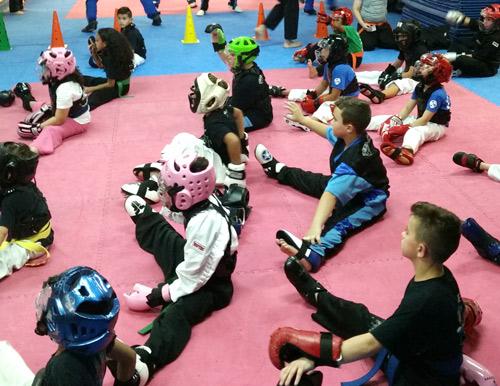 FMA kids classes