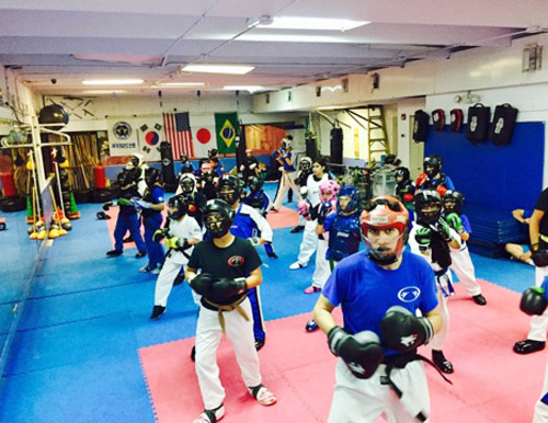 Family Martial Arts Miami Teens