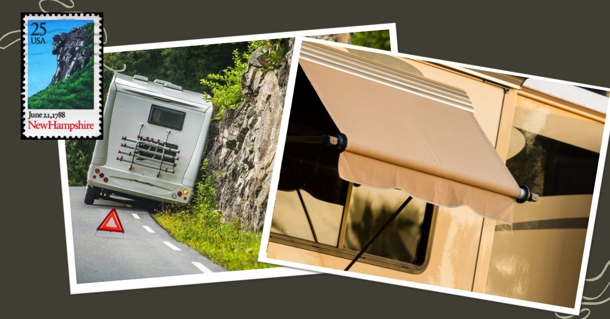 RV safety tips new hampshire
