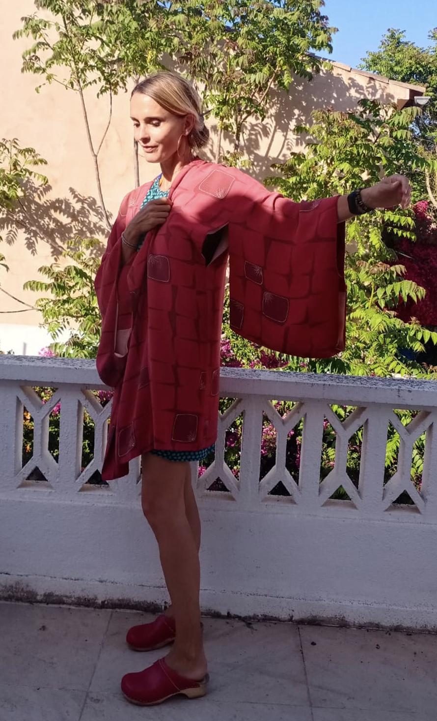 kristine harper kimono