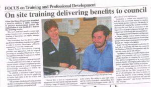 Shire Esperance News Scope Training