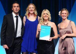 Scope Training Telstra Awards 2013