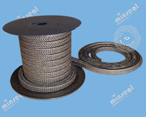 Graphitized Teflon / PTFE Graphite Packing