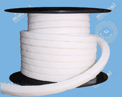 PTFE Packing – Braided Teflon Packing