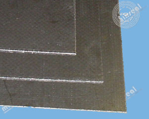 Graphite Laminate with Tinplate Tang Insert