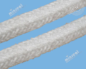 Ceramic Fiber Square Braided Rope