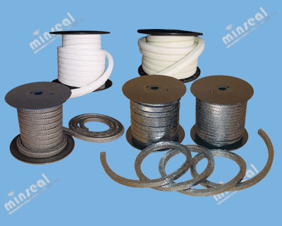 Braided Valve and Pump Packing Material