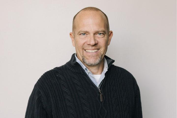 Pastor John Secrest