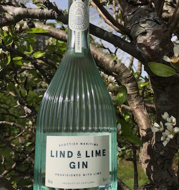 Lind & Lime Gin review