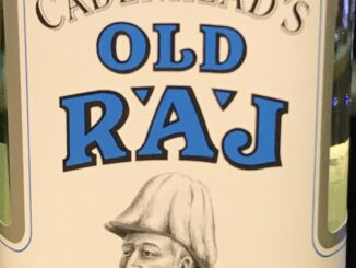 Cadenheads old raj gin review