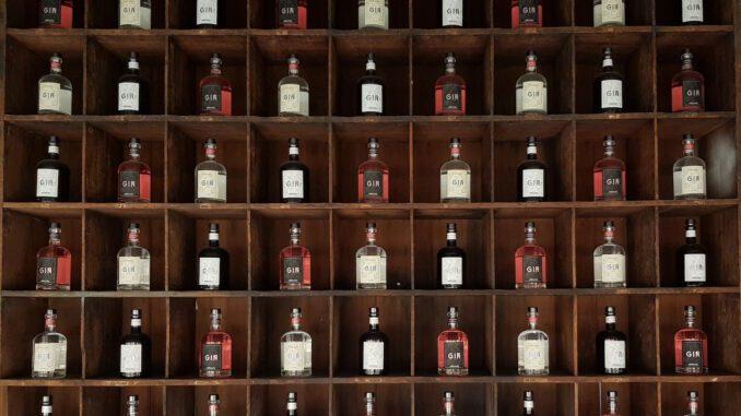 10 best gin bottles