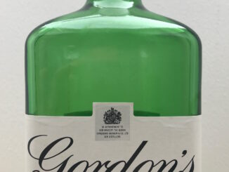 Gordon's Gin review