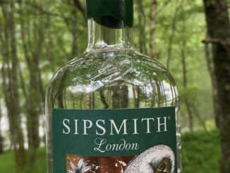 Sipsmith Gin review
