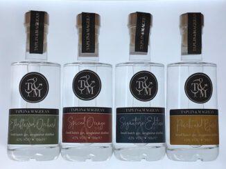 Taplin & Mageean gin review