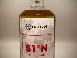Latitude Old Tom Gin