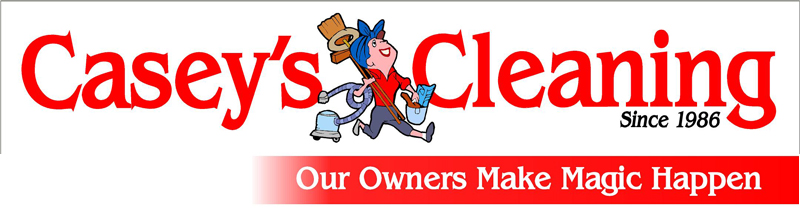 Casey's Cleaning Franchising Logo