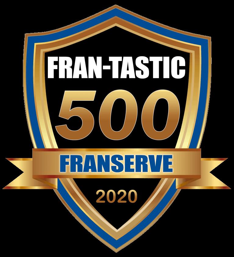 fran-tasitc 500 award