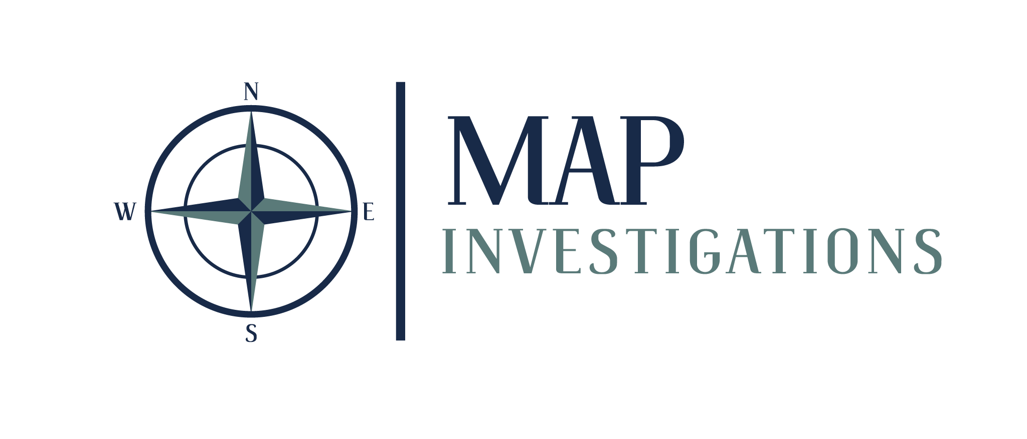 MAP Investigations Logo