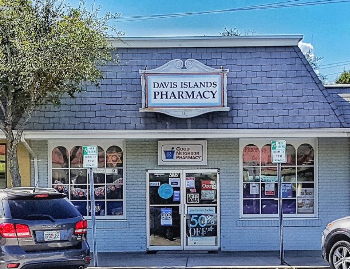 Pharmacy in South Tampa