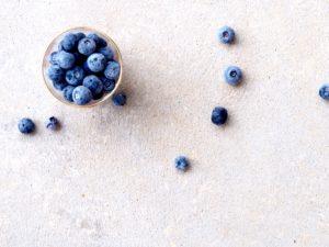 blueberry antioxidants for healthy brain