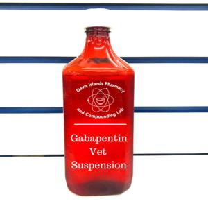 Gabapentin Vet Suspension